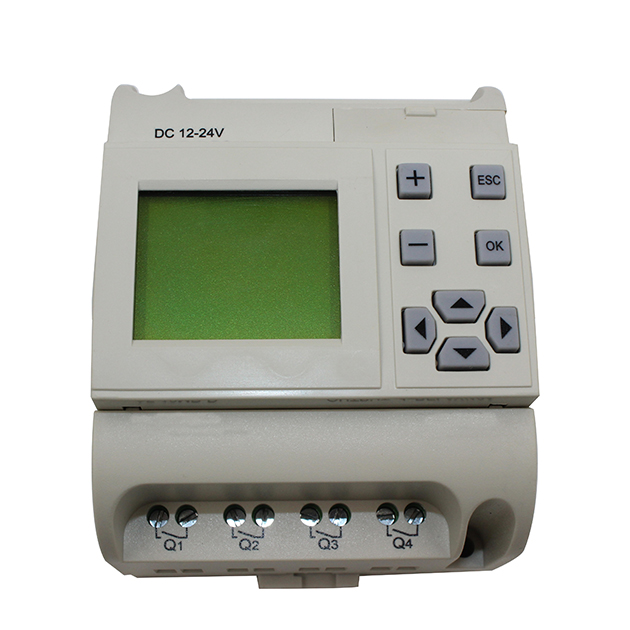 AF-10MR-A  power supply, with digital input, 6 points AC input, 4 points relay output PLC