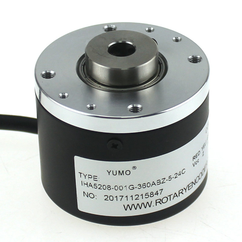 IHA5208 Outer Diameter60mm Hollow Shaft Rotary Encoder