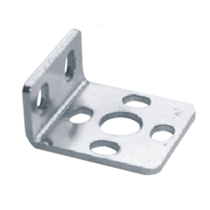 Mounting bracket shape