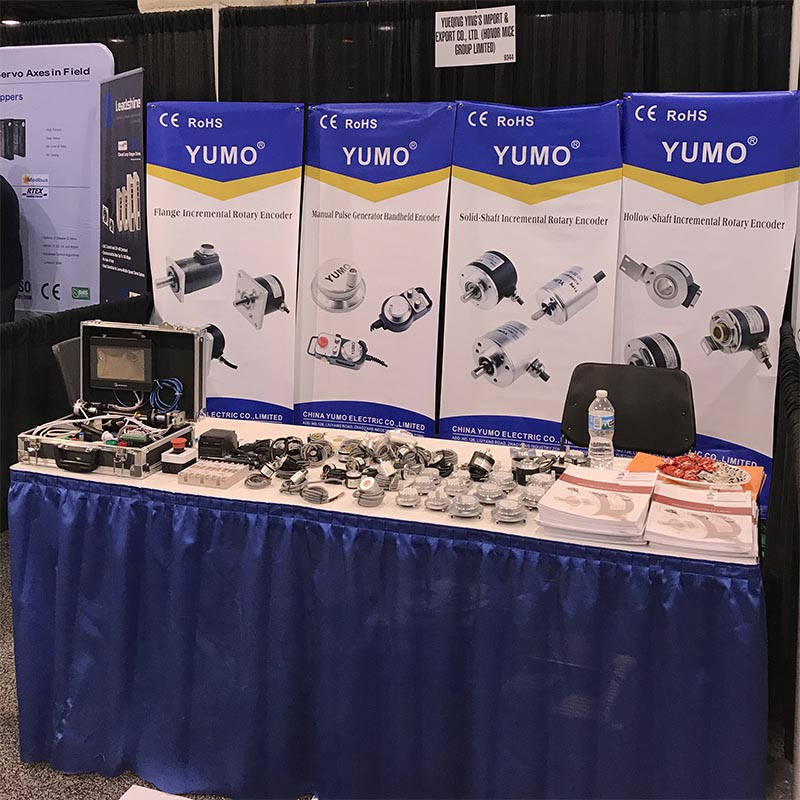 YUMO at Automate 2019